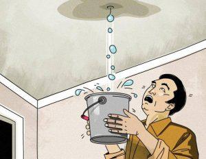 تسربات المياه _ شركة وصال