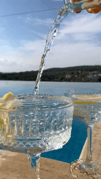 للحصول على مياه نقية وصحية