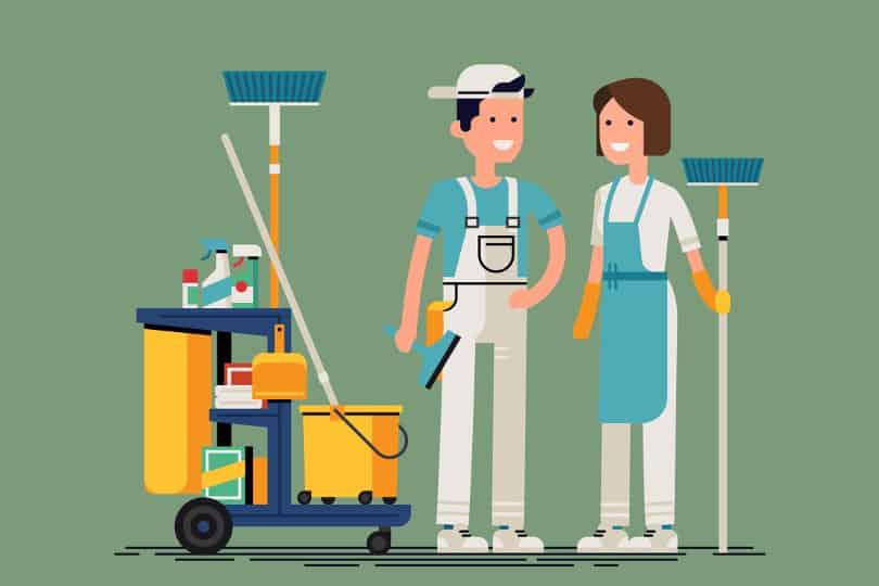 افضل 5 طرق لتنظيف المطبخ